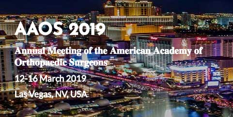 Annual Meeting of the American Academy of Orthopaedic Surgeons.