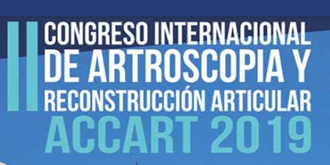 Colombia Congresso internazionale di artroscopia